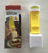 Kitchen Butter Cheese Cutter Slices One Click Squeeze Serves Store Slicer ToolS