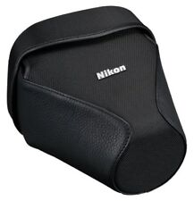 New Nikon Single-lens camera case semi-soft Case Black Cf-Dc5