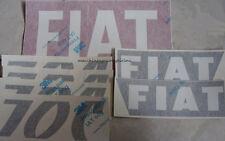 Serie Decalcomania-Adesivi Per Trattore Fiat 70C...