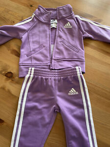 adidas baby tracksuit 3 Months