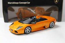 1:18 AUTOart Lamborghini Murcielago Roadster Concept Car orange metallic