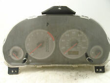 01 02 Honda Civic Coupe LX AT Speedometer Instrument Gauge Cluster TESTED OEM