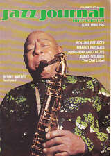 JAZZ JOURNAL MAGAZINE 1980 JUN BENNY WATERS, SONNY ROLLINS, STOMPING AT THE SAVO