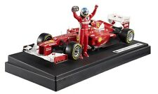 MATTEL HOT WHEELS 1/18 2012 FERRARI F2012 MALAYSIAN GP FERNANDO ALONSO BBW94