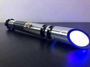 Light Saber Aluminium Metal Star Wars Force FX Saber