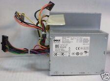 Dell Optiplex 580 760 780 960 DT Desktop L255P WU123 FR597 RM110 Power Supply
