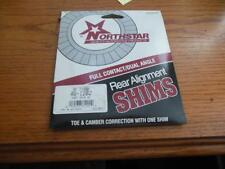 Northstar 46-1202 Alignment Kit - 1/2° Rear Full Contact Camber/Toe Shim (Gray)