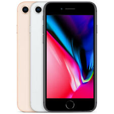 Original APPLE iPHONE 8 Plus 64/256GB  Factory Unlocked  Silver/Rose Gold /Grey