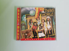 CD  -  Third World - Greatest Hits
