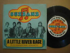 "LITTLE RIVER BAND A Little River Rage RARE AUSSIE 7"" PROMO SINGLE 1976 - BUZZANZ"