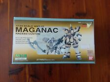 Gundam Wing  1/144 B-club/Event resin kits Maganac Raceed custom/ standard/Auda