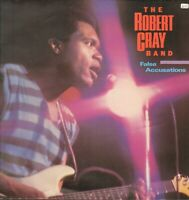 The Robert Cray Band – False Accusations - Demon Records – Fiend 43 - UK 1995
