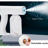 USB Rechargeable Nano Sanitizer Spray Sprayer Disinfectant Fogger Machine