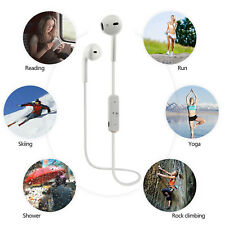 Wireless Headset Earphone Bluetooth 4.1 Sport Headphone Mic for iPhone Samsung