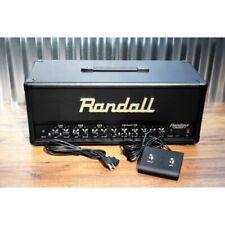 Randall Amplifiers RG1003H 3 Channel 100 Watt Solid State Guitar Amp Head