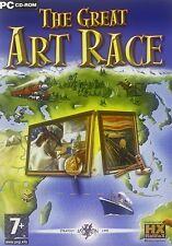 The Great Art Race  PC CD-Rom