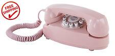 NEW Princess Phone Pink Vintage 1950's Look Classic Telephone Retro Phone Works