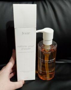 NIB! Julep Rethink Your Shower Hydrating Body Cleansing Oil 10 fl.oz.