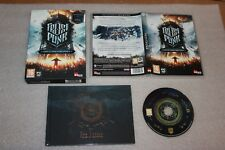 FROSTPUNK SPECIAL VICTORIAN EDITION PC DVD BOX + ARTBOOK