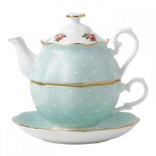 Royal Albert Tea For One Polka Rose