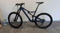 Specialized Stumpjumper FSR Elite Alu 650B cobra blue/white metallic L
