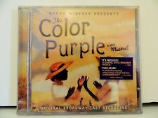 SEALED ! Oprah presents The Color Purple CD Org. Broadway Cast, Angel, 2006