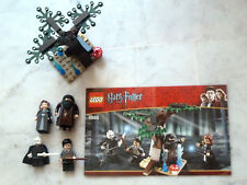 lego HARRY POTTER réf. 4865 la forêt interdite 4 mnf 64 pcs COMPLET TBE NOTICE
