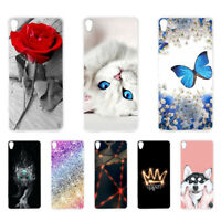 Case For Sony Xperia E5 F3311 F3313 Cover Painted Phone Skin For Sony Xperia E5