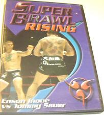 Super Brawl Rising-Enson Inoue VS Tommy Sauer (DVD, 2005)