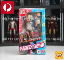 S.H. Figuarts Harley Quinn Suicide Squad Bandai 6 inch Brand New
