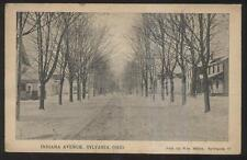 Postcard SYLVANIA Ohio/OH  Indiana Avenue Family Houses/Homes view 1910's