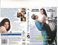 While You Were Sleeping-1995-Sandra Bullock-Movie-DVD