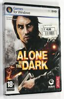 Gioco PC ALONE IN THE DARK 2008 Atari ITALIANO NUOVO SIGILLATO