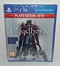 Bloodborne Playstation Hits PS4 NUOVO ITA