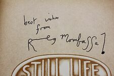 Reg Mombassa Rare Collectable Mambo Loud Shirt Book Still Life With Franchise