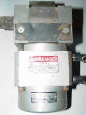 KOSMEK Pair Hydraulic Pneumatic Work Holding Clamps T-head QE04ED-100-5RT & 5LT