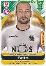 309 BETO PORTUGAL SPORTING.CP SEVILLA.FC CROMO STICKER FUTEBOL 2017 PANINI