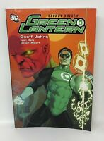 GREEN LANTERN Secret Origin Geoff Johns  DC TPB Graphic Novel