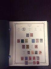 Finland Collection in Scott Specialty Album & Binder, 1856-1984, SCV $3865+