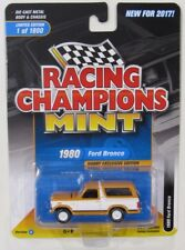2017 RACING CHAMPIONS MINT EDITION 1980 FORD BRONCO Caramel & White 1 of 1,800