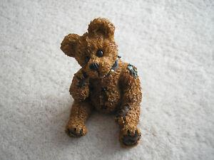 Boyds Bears & Friends * Kunststoff * Künstlerteddy limitiert * Top-Zustand *