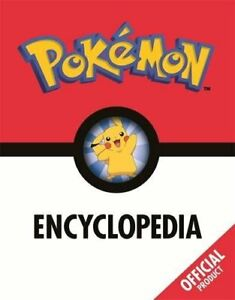 The Pok�mon Encyclopedia, Official by Pok�mon Book The Cheap Fast Free Post