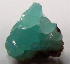 Gemmy Blue-Green Smithsonite- Kelly Mine, Magdalena, New Mexico
