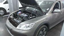 Installation kit hood damper For Skoda Octavia II (A5 2004-2012)