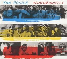 THE POLICE - Synchronicity CD ( Sting, King of Pain, Every Breath You Take )