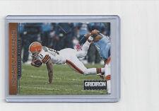 Mohamed Massaquoi Browns 2012 Gridiron Silver X  #48  214/250