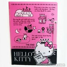 Sanrio Hello Kitty Clear Binder File School Supply :  Once upon a time