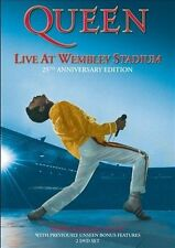 Queen: Live at Wembley Stadium by Queen