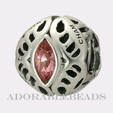 Authentic Chamilia Silver Celebration October Bead *RETIRED* 2025-0670  SALE!!