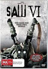 Saw VI - Saw 6 - DVD NEW